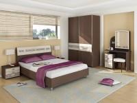 Корпусная мебель для спальни «Ривьера»